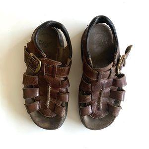 Dr. Martens Vintage Leather 90s Sandals